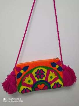 Vendo mochilas originales traidas de la guajira