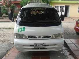 Microbus kia pregio (16 pasajeros)
