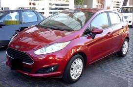 Ford Fiesta 1.6 full