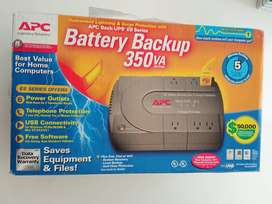 Batería de reserva APC 350 VA 200 watts
