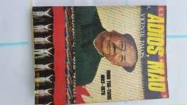 Vendo libro Mao Tse Tung de segunda