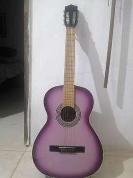 Guitarra clásica Andalucía