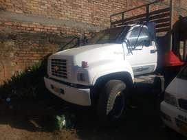 Se vende camion chevrolet  kodiak diesel motor caterpillar 3116, modelo 1999