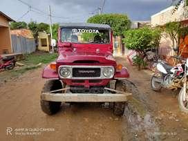 Toyota land Cruiser 2f
