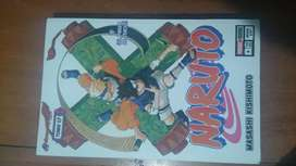 Naruto tomo#17, original Panini/Manga/Anime