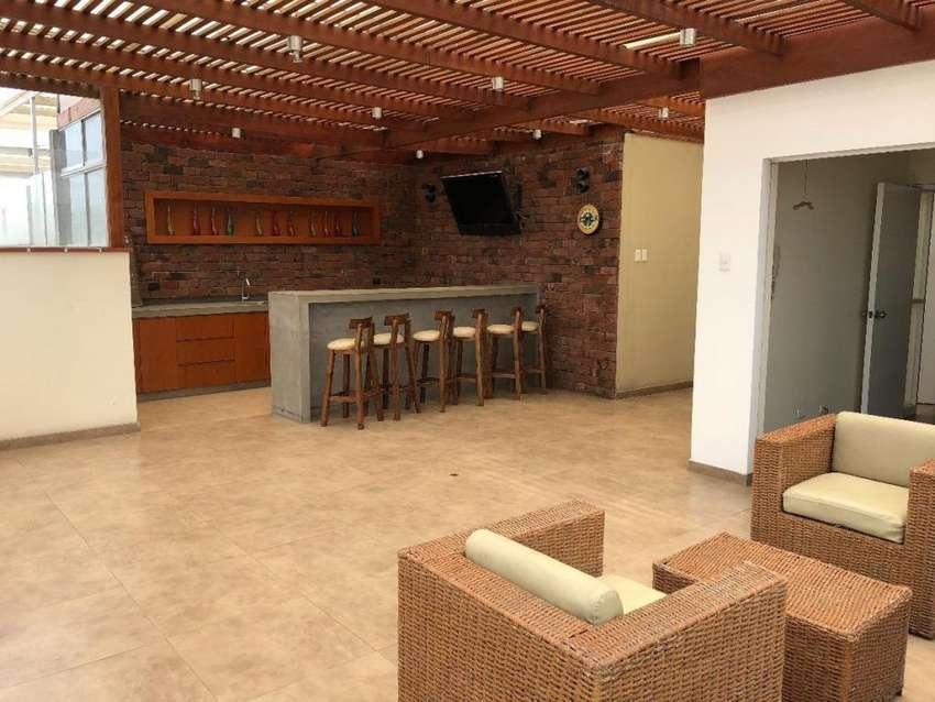 Venta Perfecto Duplex en Monterrico - Surco 0