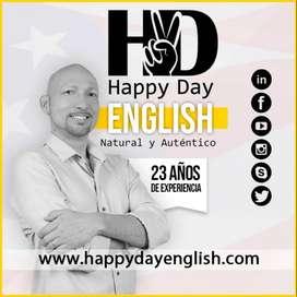Clases Ingles Español Todo Nivel, Conversación, Preparación Entrevistas Laborales Exámenes