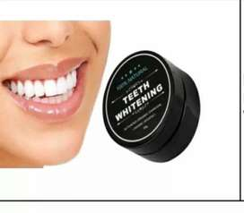 Blanqueador dental carbón activo