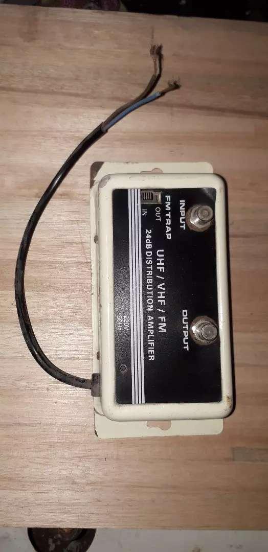 Amplificador de señal 0