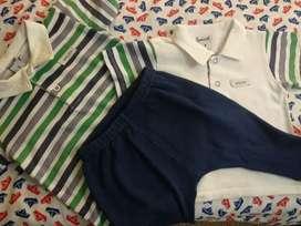 Conjunto para bebé de 3 a 6 meses