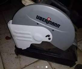 Tronzadora Ubermann