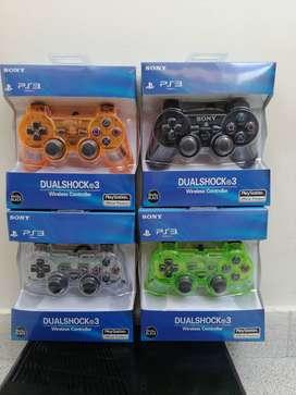 CONTROLES PS2 NUEVOS COLORES