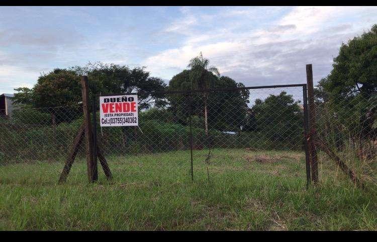 Vendo Terreno Obera Villa Ruff 0