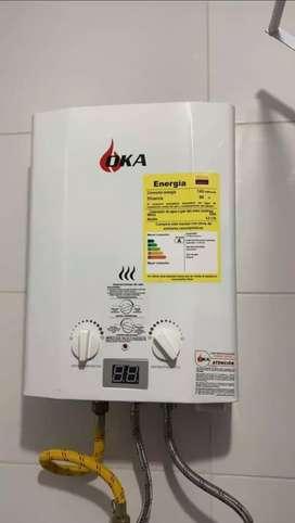 Venta instalación y mantenimiento de calentadores de agua todas las marcas