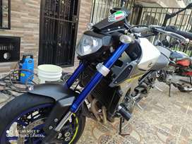 Vendo Yamaha MT 09 2015
