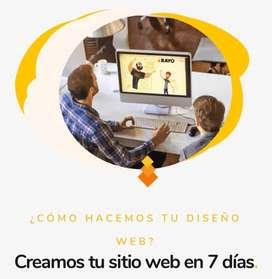 Paginas web. Tiendas online a medida. Diseño. Vender por internet