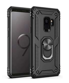 Estuche Antigolpes Samsung Galaxy S8/ S8 Plus/ S9/ S9 Plus/ S10e/ Note 10Lite Anillo 360 Grados Lujo