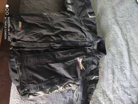 Chaqueta can am impermeable M
