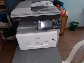 Impresora ricoh aficio mp 301 spf