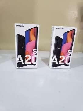 Vendo samsung A20s nuevos de paquetes sellados originales