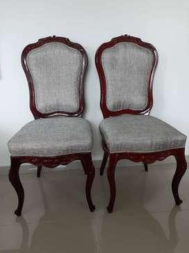 Venta de sillas