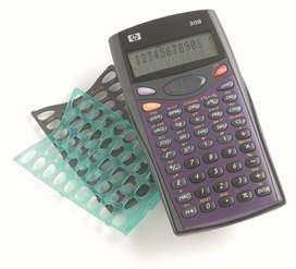 Calculadora Cientifica Hp 30s