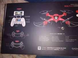 Dronw con cámara