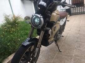 De oportunidad moto electrica