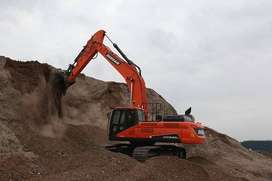 Excavadora Doosan DX 340  -  Cat 336 D2L alquiler
