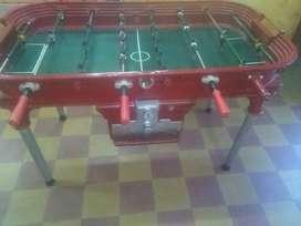 Mesas de pool y Metegol!