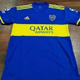 Vendo camiseta de Boca titular 2020