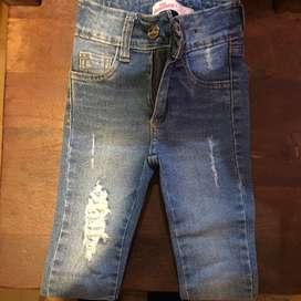 Jeans The kikback de nena