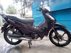 Moto mavilia 110 cc año 2016 transición automática