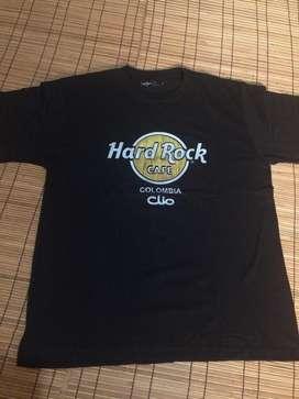 HARD ROCK CLIO COLOMBIA EDICION LIMITADA NUEVA