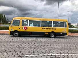 Vendo o Cambio mini bus Mitsubishi-Rosa-2015