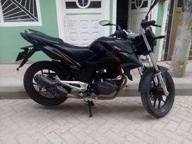 Vendo moto rtx excelente estado nueva