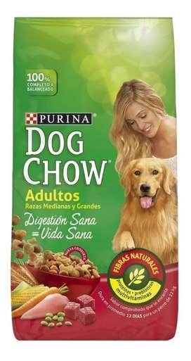 Dog Chow adulto x 21 kilos