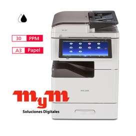 Impresora Multifunción Ricoh MP305spf Usada