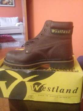 Vendo botas marca Westland