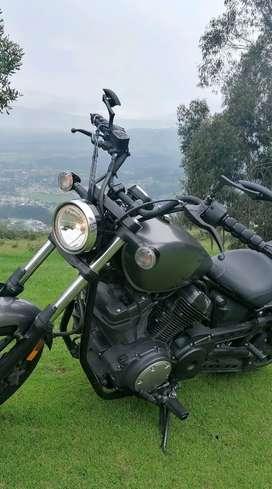 Vendo Yamaha 950cc 2014