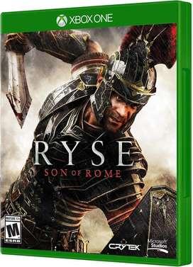 Ryse: Son of Rome XBOX one - FISICO COMO NUEVO
