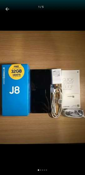 SAMSUNG J8 32GB IMPECABLE