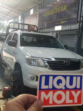 Vendo Toyota Hilux Full 2015 4x4