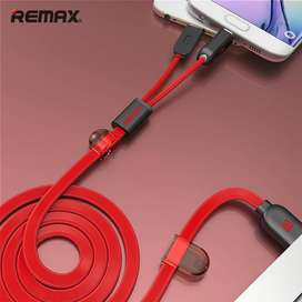 Remax super cable celular micro usb, Iphone