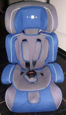Silla Booster niño para auto