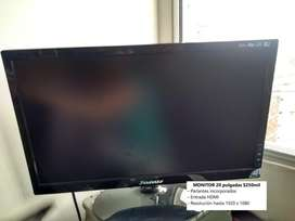 Monitor 20 Pulgadas
