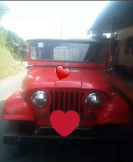 Jeep campero