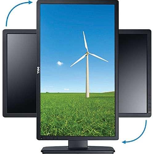 """Monitor Dell Professional P2412H de 61 cm (24"""") 0"""
