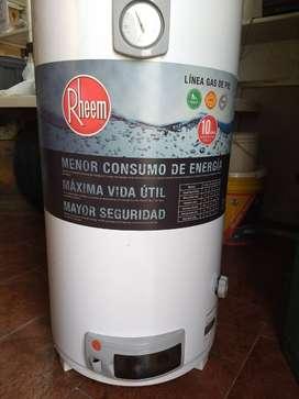 Termotanque Rheen 80 litros a gas