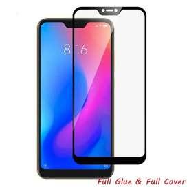 Vidrio Templado Full Cover Xiaomi MI 8 lite
